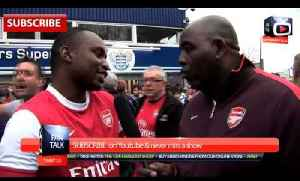 Arsenal 1 v QPR 0 - Fan happy with win- ArsenalFanTV.com [Video]