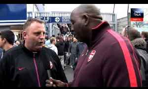Arsenal 1 v QPR 0 - Glad for the 3 points says Fan - ArsenalFanTV.com [Video]