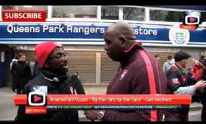 Arsenal 1 v QPR 0 - we were comfortable - ArsenalFanTV.com [Video]