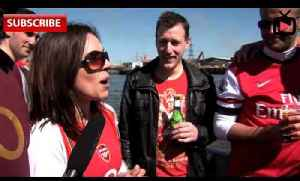 Arsenal - Boat Trip Down The Thames To Fulham (Full Length Feature) - ArsenalFanTV.com [Video]