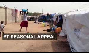 South Sudan's 2m displaced people [Video]