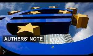 Thank the ECB for negative yields   Authers' Note [Video]