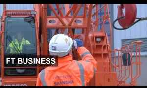 How to drive a crane | FT Business [Video]