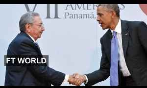 First meeting between Cuban and US leaders in 50 years | FT World [Video]