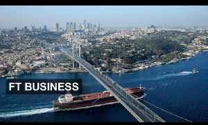 Turkey's infrastructure and impact of lira | FT Business [Video]