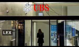 Should UBS spin off investment bank? | Lex [Video]