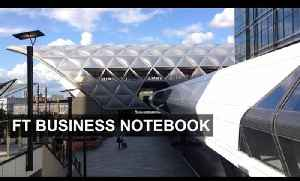Canary Wharf Milestone for Crossrail | FT Business [Video]