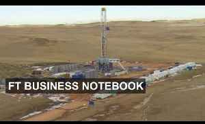Boom and bust in US oil | FT Business Notebook [Video]