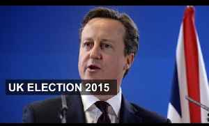 Cameron win soured by Europe question | UK election 2015 [Video]