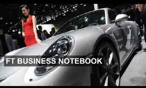 China slowing down in the car market | FT Business Notebook [Video]