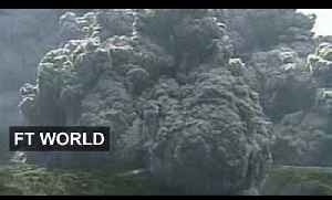 Large Volcano Erupts On Japanese Island | FT World [Video]