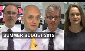 FT view on Budget 2015 | Summer Budget 2015 [Video]