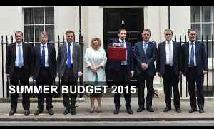 Osborne's 'pitch to be prime minister' | Summer Budget 2015 [Video]