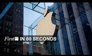 Apple shares fall to lowest since January, Pimco probes | FirstFT [Video]