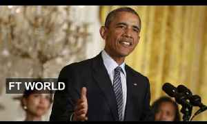 Obama's action plan against climate change | FT World [Video]