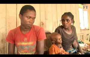 Economic Crisis causes Hunger in CAR [Video]