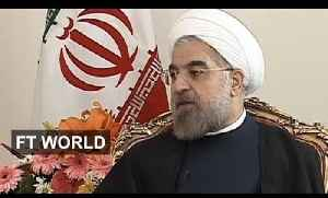 Rouhani and Lionel Barber on Iran deal [Video]