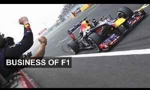 Hybrid engines promise to shake up F1 | Business of F1 [Video]
