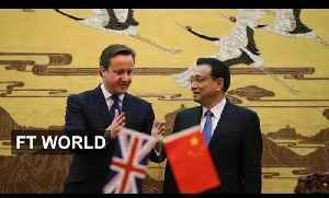 Cameron defends backing of China-EU trade deal [Video]