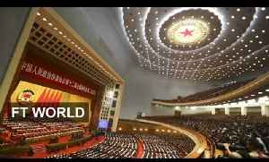 China's annual rubber-stamp parliament opens [Video]