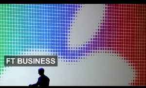 Apple's new tech steps up fight with Google | FT Business [Video]