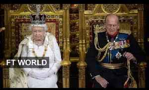 UK power play behind the throne [Video]