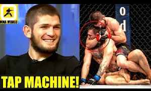 Conor McGregor will live with this shame all his life-Khabib,Tyron Woodley on Usman,TJ on Cruz [Video]