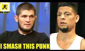 Nate Diaz was hiding behind security and ran away COWARD!-Khabib,TJ Dillahsaw on Cejudo,Iaquinta [Video]