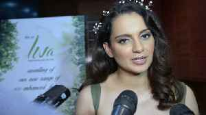 Kangana opens up on fashion, her style icon and bullying [Video]