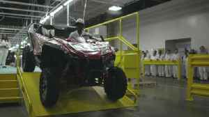 Launch of All-New Honda Talon Side-by-Side [Video]