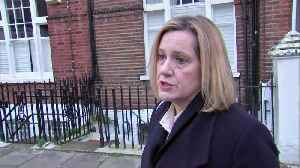 Amber Rudd 'hopes' MPs are satisfied with PM's amended deal [Video]
