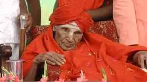 Sidhaganga Mutt Chief Shivakumaraswamy Passes Away at the age of 111 years | Oneindia News [Video]