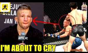 MMA Community Reacts to 5th Fastest KO in a title fight in UFC History Henry Cejudo vs TJ Dillashaw [Video]