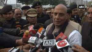 Economic offenders of PNB scam will be brought back: Rajnath Singh on Mehul Choksi [Video]