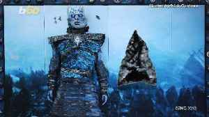 'Game of Thrones' Needlework of the Night King Could Haunt Your Dreams from Your Living Room [Video]