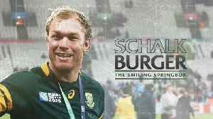 Schalk Burger | The Smiling Springbok [Video]