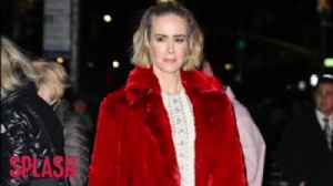 Sarah Paulson Won't Watch Bird Box [Video]