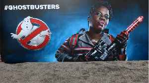 Leslie Jones Slams Plans For New 'Ghostbusters' Movie [Video]