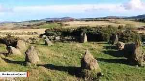 Not So Fast: 'Ancient' Stone Circle Turns Out To Be Replica Built In 1990s [Video]
