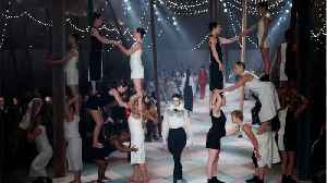 Christian Dior Haute Couture Puts On Circus-Themed Catwalk In Paris [Video]