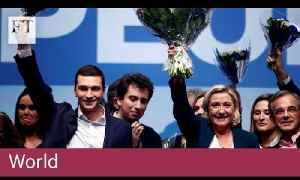 Jordan Bardella: new face of French far right and frontrunner in European elections [Video]