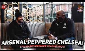 Arsenal Peppered Chelsea & Moh Salah Diving Down The Wing! | Biased Premier League Show [Video]