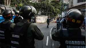 Venezuelan Authorities Suppress Military Revolt [Video]