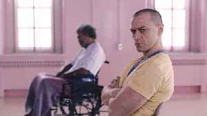 "News video: ""Glass"" Dominates MLK Weekend With $40 Million Box Office Debut"