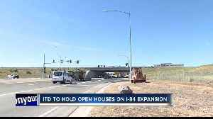 Public open house on I-84 expansion to be held this week [Video]