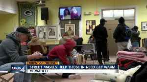 Street Angels gets new bus to expand transportation outreach in Milwaukee [Video]
