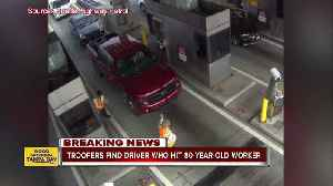 Driver cited after hitting 80-year-old Sunshine Skyway toll worker [Video]