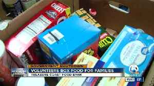 Treasure Coast Food Bank collecting food for federal employees impacted by shutdown [Video]