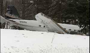 2 people killed, four others injured in small plane crash in Wayne County [Video]