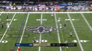 Can't-Miss Play: Brees LAUNCHES deep dime to Ginn in the clutch [Video]